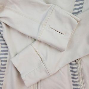 lululemon athletica Jackets & Coats - Lululemon Define Jacket Polar Cream Brushed SZ 12